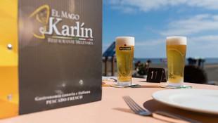 Restaurante fusión italiana y canaria en Telde