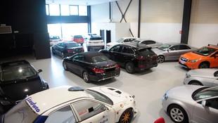 Venta de vehículos de marcas como Audi, Mercedes, MBW o Porche