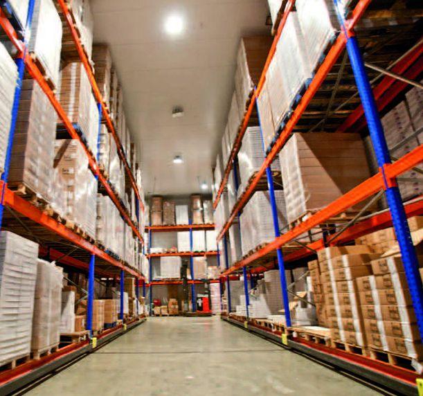 Instalaciones para almacenamiento