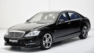 Mercedes S Class Luxury Sedan