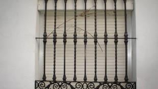 Diseño de rejas de hierro en Sevilla