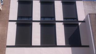 persianas cajon exterior