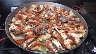 Arroces y paellas en Ibiza
