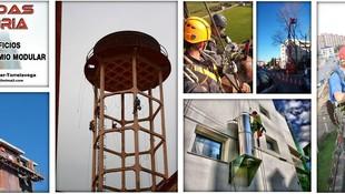 Trabajos verticales Santander-Cantabria