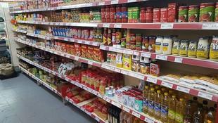 Supermercado en Las Palmas