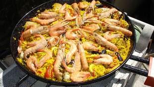 Paellas por encargo en Restaurante La Muralla
