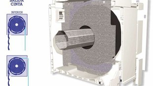 Motor para persianas automáticas