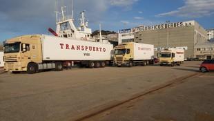 Flota de camiones de calidad