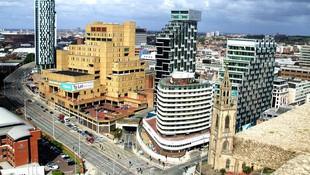 Distrito financiero de Liverpool