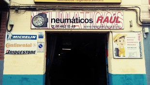 Taller de neumáticos y mecánica rápida en Carabanchel