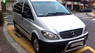 Taxi de 9 plazas en Elgoibar