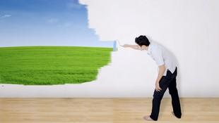 Pintura de paredes y techos para empresas y particulares