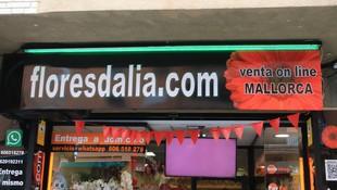 Floristería on line en Mallorca
