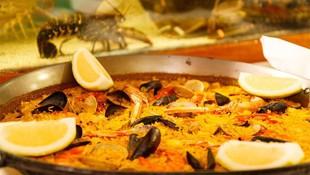 Restaurante especializado en todo tipo de paellas y arroces