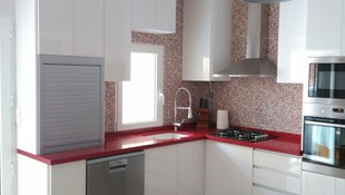 muebles de cocina de aluminio Murcia