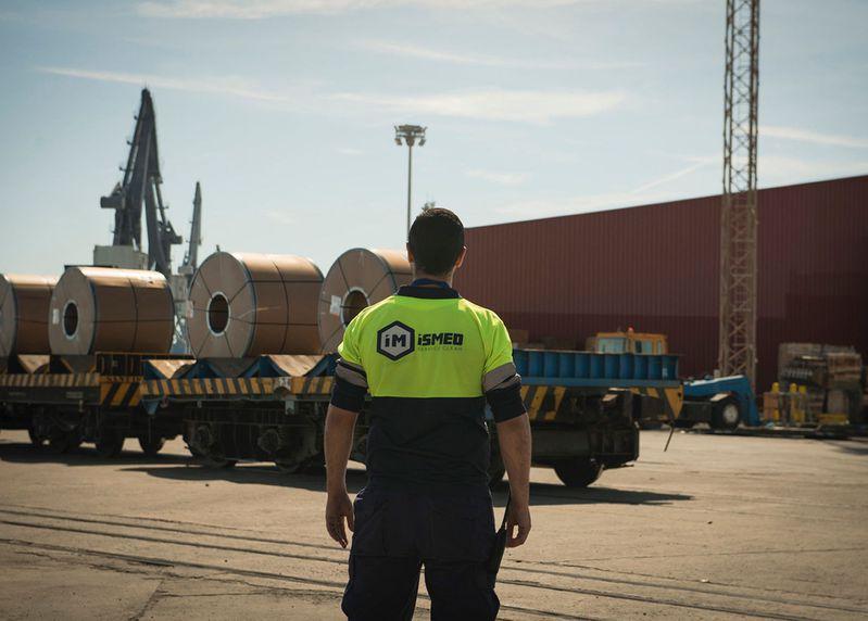 Auxiliares y control de accesos Puerto Sagunto