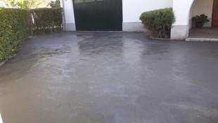 Aplicación de microcemento en Salamanca