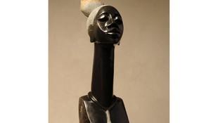 Black Power, 86 X 40 cm. Joe Mutasa