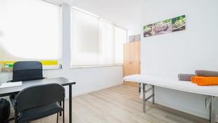 Centro especializado en medicinas alternativas en Horta, Barcelona