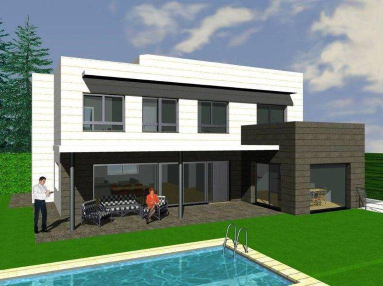 Casa de obra nueva