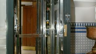Plataforma vertical Ecolif 180