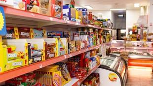 Supermercado y tienda de carne