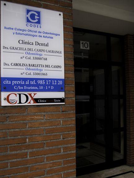 Clinicas dentales Gijon