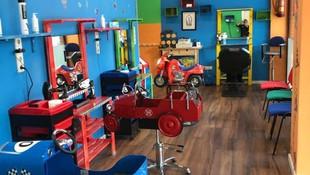 peluquería para niños en Tres Cantos