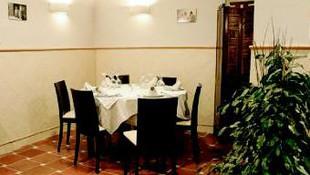 Comidas íntimas en este restaurante especializado en arroces