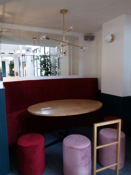 Muebles para un restaurante