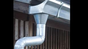 Instalación de canalones y bajantes en Monforte de Lemos