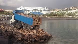 Excavaciones y movimientos de tierra en Tenerife