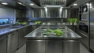 Diseño de cocinas náuticas Baleares
