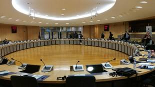 Participación en proyectos europeos (Bruselas)
