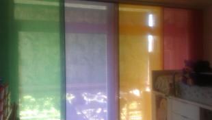 Paneles de Colores