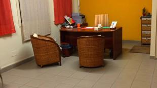 Interior del despacho de psicología