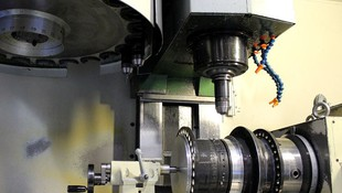 Gran precisión y calidad en la realización de piezas mecanizadas