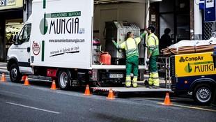 Empresa de desatascos en Bilbao
