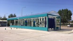 Centro de lavado de coches en Tres Cantos