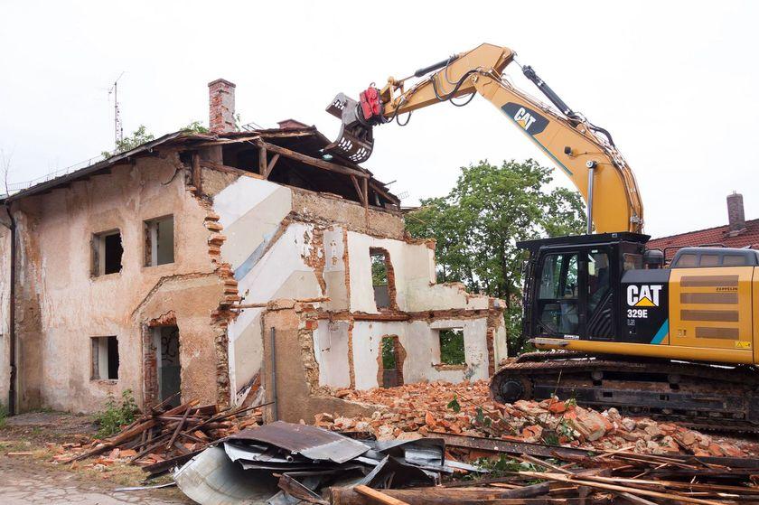 Derribos y demoliciones en Tomelloso