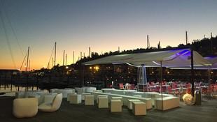 Restaurante gran terraza Combarro