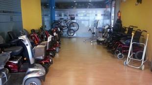 Amigo 24, tienda de movilidad personal