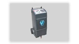 Máquina para la carga y detección de fugas de aire acondicionado