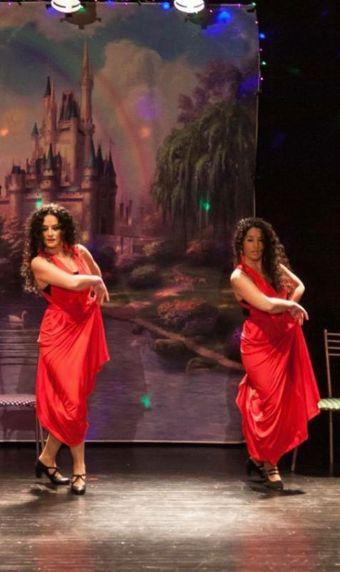 Academia de danza con clases de flamenco en Oviedo