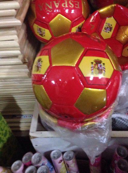 Balón de la selección España a 3'99€