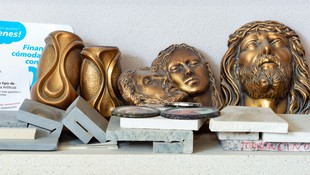 Figuras de mármol