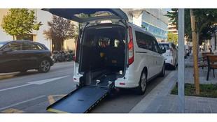 Servicio de taxi para minusválidos en Granollers
