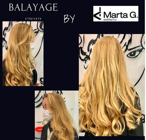 BALAYAGE by MARTA G  #balayage#peluqueriasansebastian#trend#tendencia#ileapaindegia#peluqueriadonostiaa