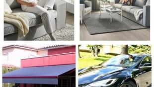Limpieza a domicilio de coches, sofás, alfombras y Toldos