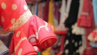 Tienda de trajes de flamenca en Pedroche